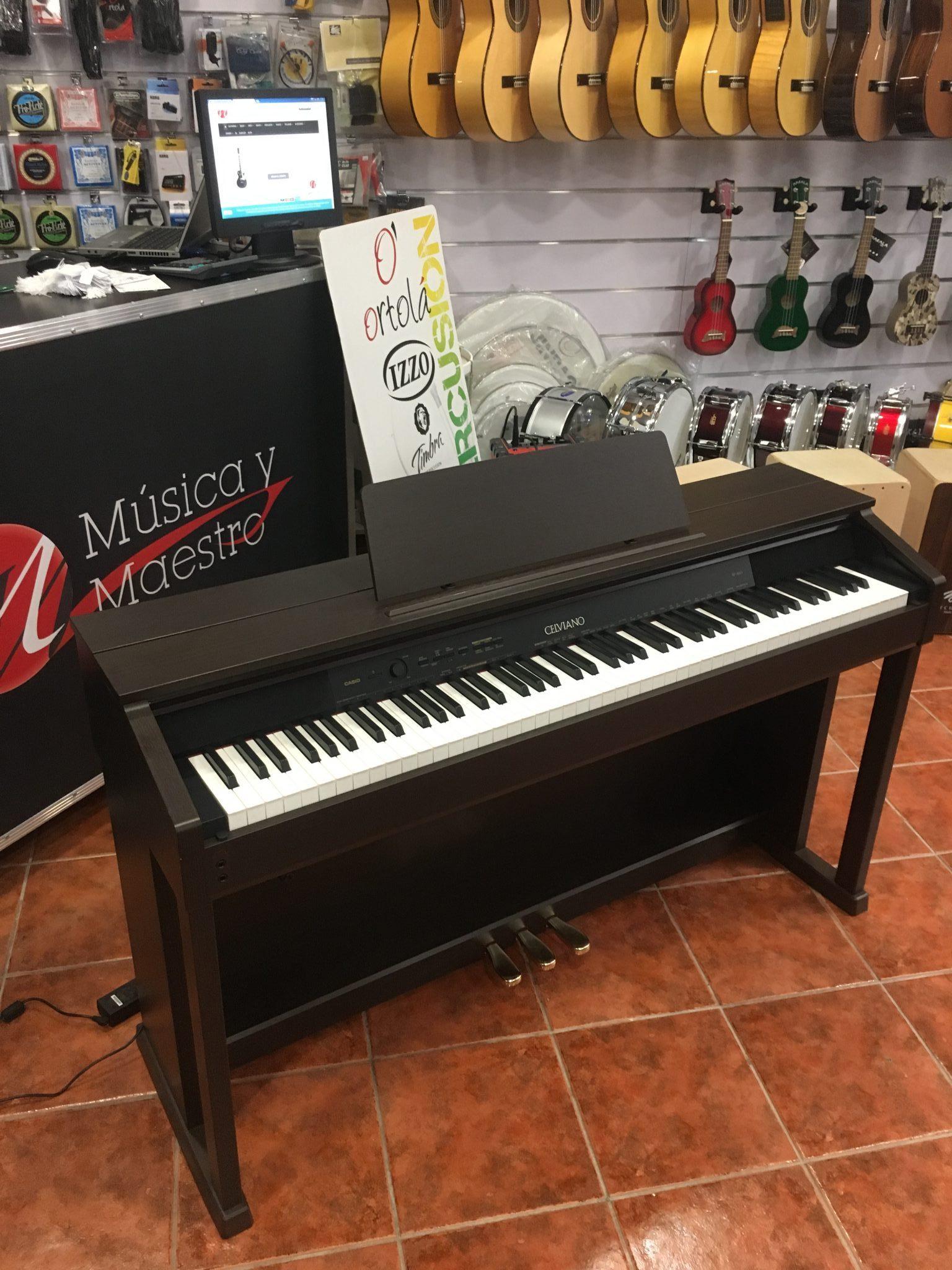 Alquiler de piano en Jaen