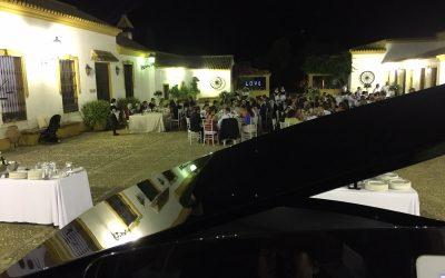 Ceremonia Religiosa, Cóctel y Banquete en Huelva