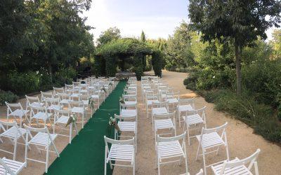 El Regajal, nuestro piano en boda civil