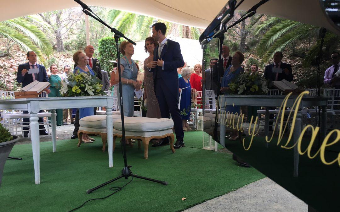 Jardín Botánico Málaga – Bodas con Piano