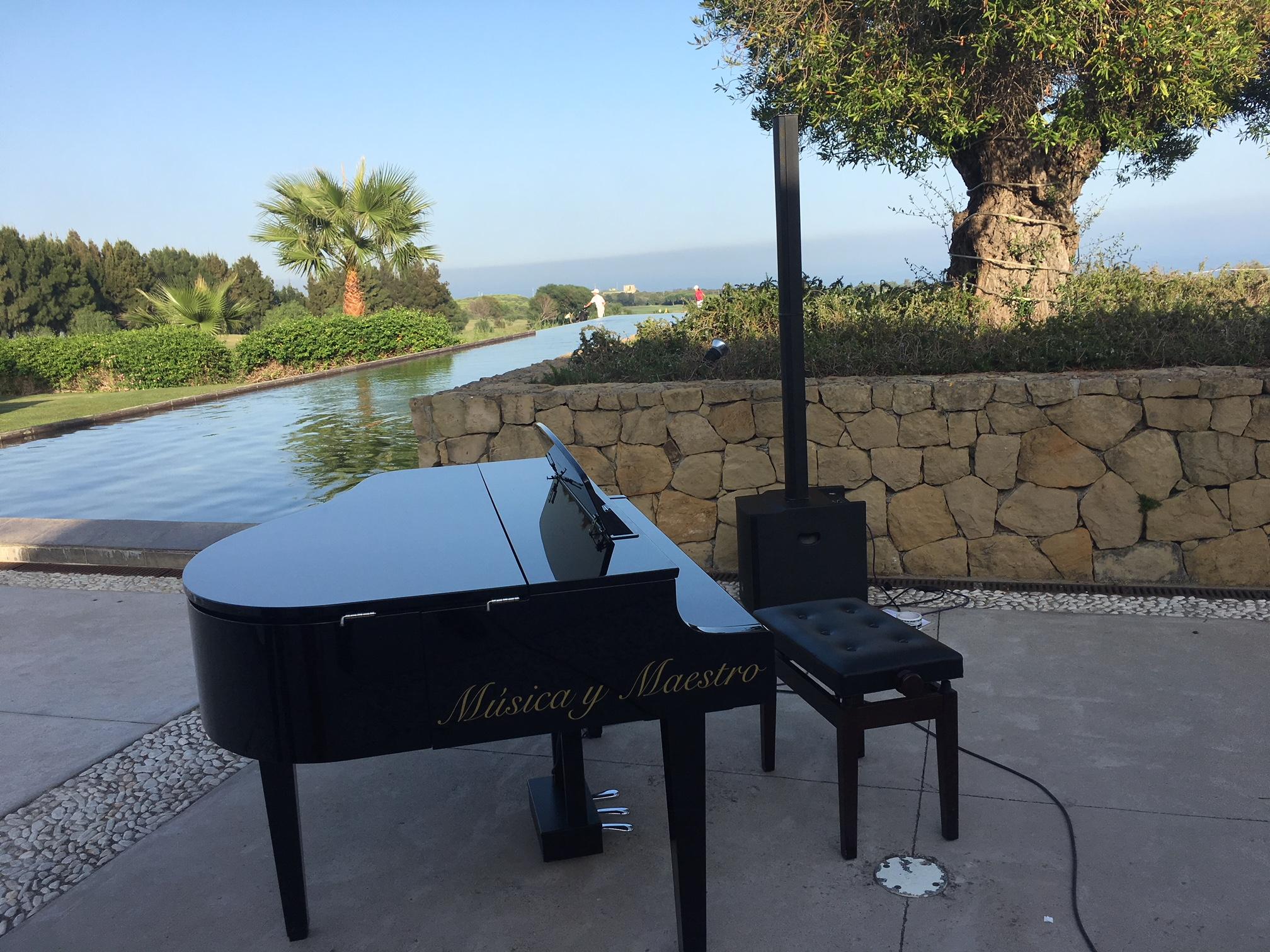Alquiler de piano en Sevilla