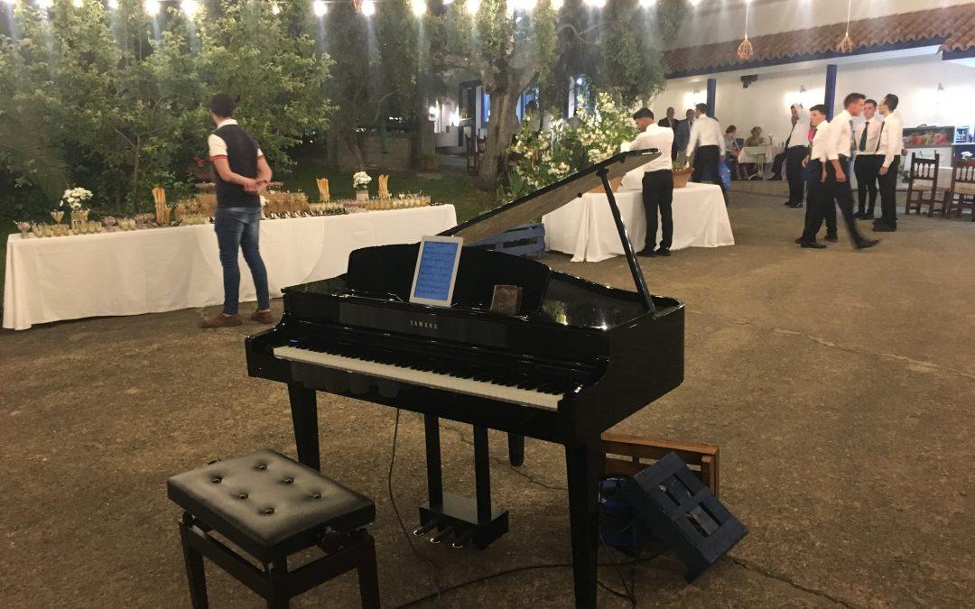 Cortijo Arroyo Judío en Villanueva de Córdoba – Piano para Cóctel